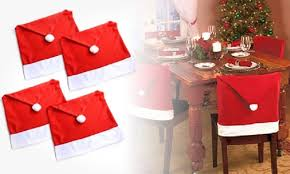 christmas chair covers christmas chair covers home and travel items glamouretto