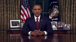 obama at desk obama time to turn the page as iraq combat mission ends cnn com