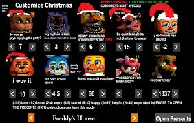 Customized Memes - customized night meme 4 freddy s christmas by hypeanimationsmc on