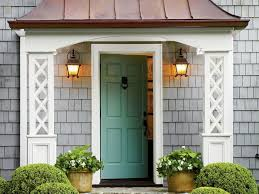 house front door what s the best color for your front door southern living