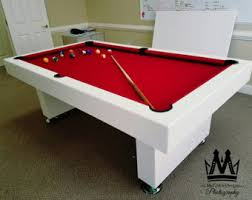Pool Table Conference Table 7ft Billards Pool Table With Caster Wheels Legs