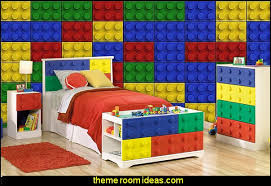 Lego Bed Frame Decorating Theme Bedrooms Maries Manor Construction Theme