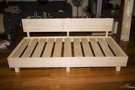 sofa selbst bauen selbstbau sofa fertig sind sofa und hocker expli anleitung