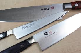 japanese style kitchen knives blade type