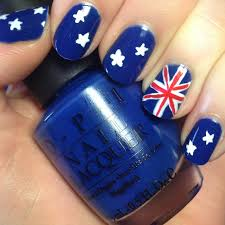 australia day nail designs choice image nail art designs