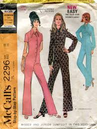 1970s jumpsuit design jumpsuit mania sew vintage today