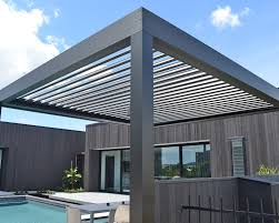 Aluminium Louvre Awnings Things To Consider When Buying An Opening Roof Vanguard Blinds