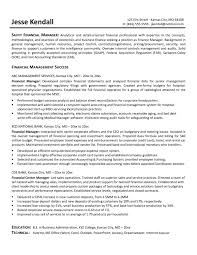 Finance Manager Resume Format Financial Manager Resume Sample Christmas Card Invitation