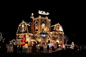 House Christmas Lights by Best Places To See Christmas Lights In Boston