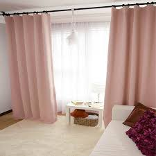 Pale Pink Curtains Pale Pink Blackout Curtain Drapery Panel