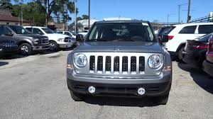 2017 jeep patriot silver new or special vehicles for sale in chicago il south chicago