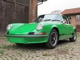 porsche viper green used 1973 porsche 911 pre 89 for sale in leicestershire