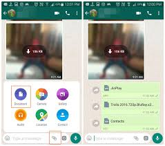 watsapp apk file whatsapp now lets you all types of file formats the