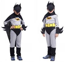 Boys Batman Halloween Costume Cheap Kids Batman Costume Aliexpress Alibaba Group