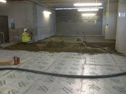 ccs complete screed works to 700 bed student accomadation project