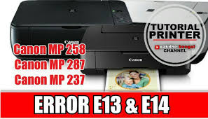 cara reset printer canon mp258 error e13 error e13 dan error e14 pada printer canon mp 258 canon mp 287