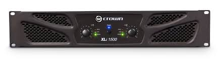 crown home theater systems xli 1500 crown audio professional power amplifiers