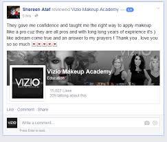 makeup schools near me testimonials and reviews vizio makeup academy