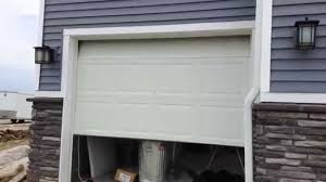 Overhead Garage Doors Calgary by New House Garage Doors Youtube