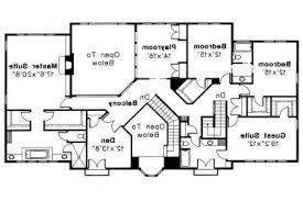Mediterranean House Floor Plans 43 Mediterranean House Floor Plans And Designs Mediterranean