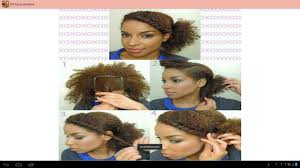 diy easy hairstyles tutorials android apps on google play