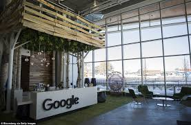 google walls google s new 131 million offices in boulder colorado daily mail