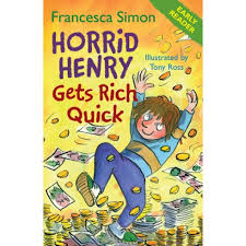Horrid Henry Gests Rich Quick Early Reader English Wooks