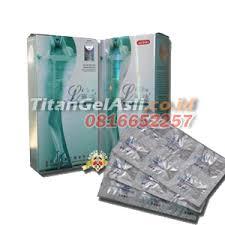 lida daidaihua obat pelangsing alami dan cepat titan gel asli
