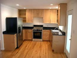 small u shaped kitchen remodel ideas small u shaped kitchen designs blue kitchen storage wood flooring