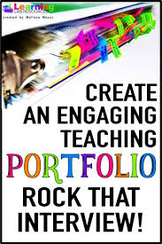 Portfolio Folder For Resume Best 25 Teacher Portfolio Ideas On Pinterest Teaching Portfolio