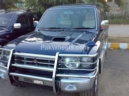 Mitsubishi Pajero 1996 For Sale In Islamabad Pakwheels