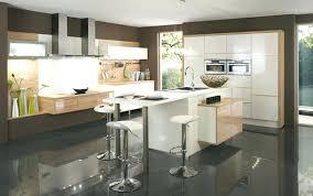 cuisine avec ilot central pour manger ilot central pour cuisine cuisine moderne avec ilot central en image