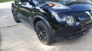 348 best nissan juke images mydippedwhips nissan juke getting his wheels gloss black