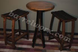 Whiskey Barrel Pub Table Featured Products Barrelworx