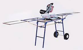 universal table saw stand with wheels the 5 best stands for your miter saw straight kerfs
