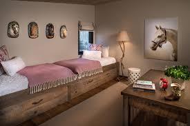 Girls Horse Comforter Horse Comforter Sets For Girls Rustic With Beige Garden Stool