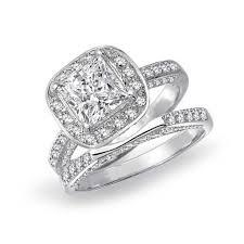 Affordable Wedding Rings by Wedding Rings Diamond Eternity Bands Platinum Emerald Cut
