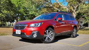 subaru outback check engine light 2018 subaru outback 2 5i limited with eyesight test drive review