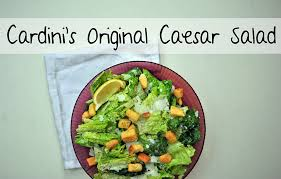 caesar cardini u0027s original caesar salad recipe u2013 domestic geek