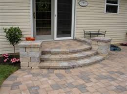 Back Porch Stairs Design Patio Steps Ideas Calladoc Us
