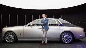 roll royce 2017 interior the rolls royce phantom design opens doors for an electric future