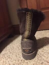 ugg womens boots with zipper ugg shanleigh boots ebay