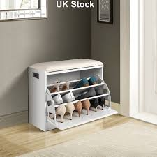 Storage Seat Bench S L1000 Shoe Storage Seat Rack Seating Bench Hallway Uk Australia