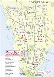 best tourist map of best map of manhattan travel maps and major tourist attractions maps