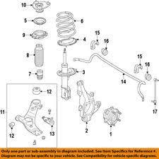 2006 hyundai sonata front struts hyundai car truck shocks struts ebay