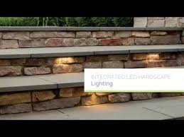 Kichler Led Landscape Lighting by Landscape Lighting Videos Featuring Integrated Led