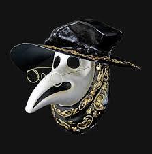 plague doctor hat the plague doctor masquerade mask vivo masks