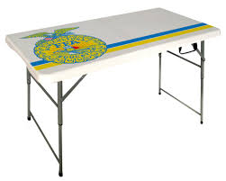 4 foot adjustable height table home decor amusing 4 folding table with 4 show table applied