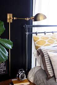 Wall Sconces With Plug In Cords Best 25 Plug In Wall Lamp Ideas On Pinterest Plug In Wall