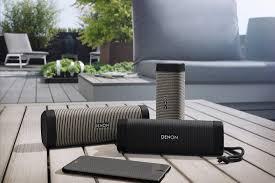 Living Room Bluetooth Speakers Denon Envaya Bluetooth Speakers Ape To Gentleman